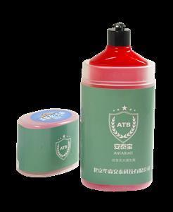 应急灭火逃生瓶(挤压/投掷)环保水基性