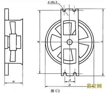 电焊机用冷却风机的安全要求jb