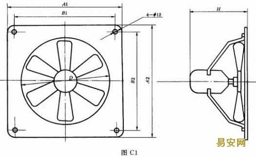 前言 本标准是在GB 12350—90《小功率电动机的安全要求》的基础上,并根据GB 15579一1995《弧焊设备安全要求第1部分:焊接电源》(idt IEC974/1:1989)的有关要求制定的,以满足电焊机的配套需要。 本标准规定了电焊机用冷却风机的安全要求。 本标准的附录A是标准的附录; 本标准的附录B、附录C是提示的附录。 本标准由全国电焊机标准化技术委员会提出并归口。 本标准起草单位:宁波前卫电机厂。 本标准主要起草人:周南强。 1 范围 本标准规定了电焊机用冷却风机的安全要求及其