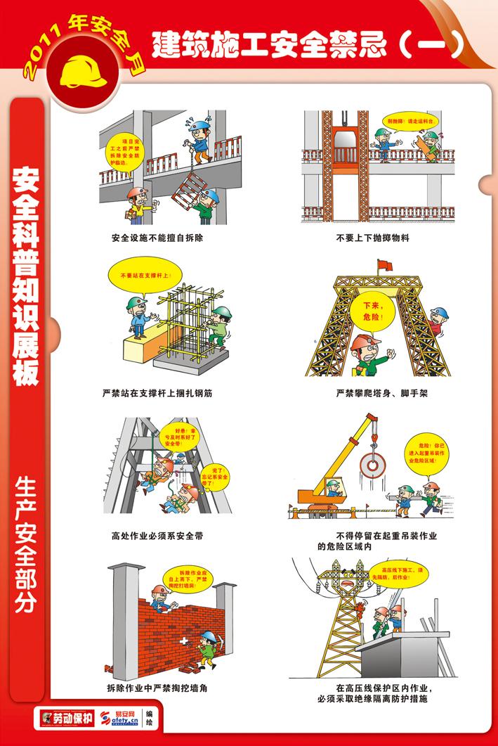 建筑施工安全禁忌2块