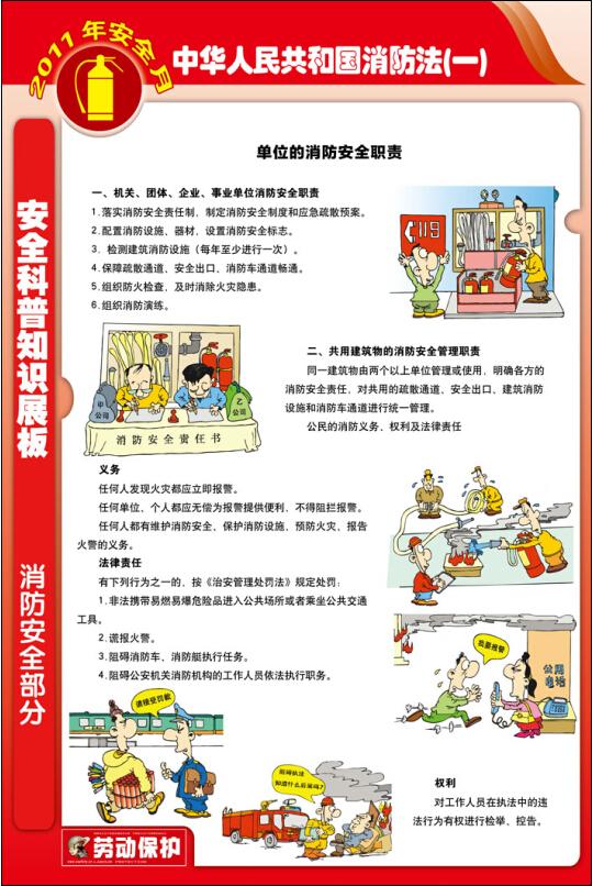 中华人民共和国消防法4块