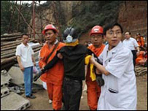 维修工任传贵,当日在井下42101工作面干活.