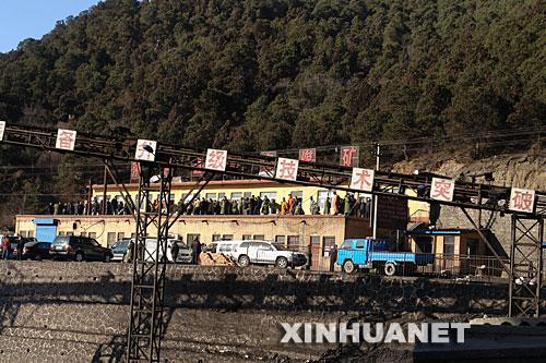 山西煤矿安全生产形势依然严峻