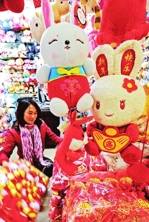 若把兔子比喻成狡猾的动物,或说与狐狸同类,的确有点冤枉兔子.