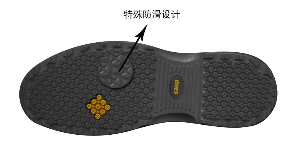 防滑鞋底细花纹