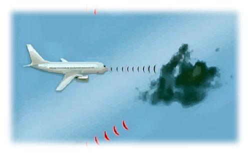 飞机引擎被送往亚特兰大机场进行进一步检查.