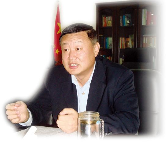 三驾马车保平安——访青岛市崂山区安监局局长慕海波