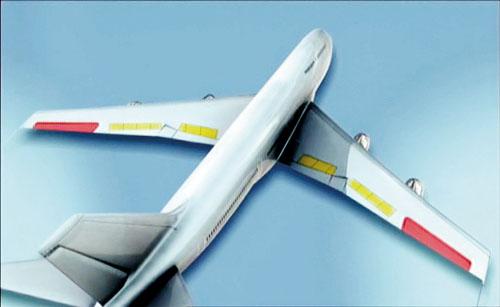 仍可以保持平衡,波音747飞机完全可以利用3个发动机