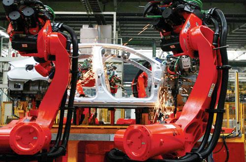 汽车冲压生产线的噪声控制