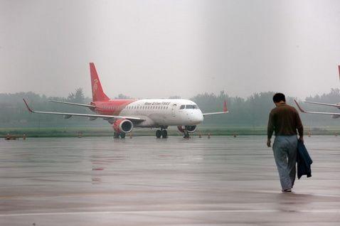 伊春到北京飞机