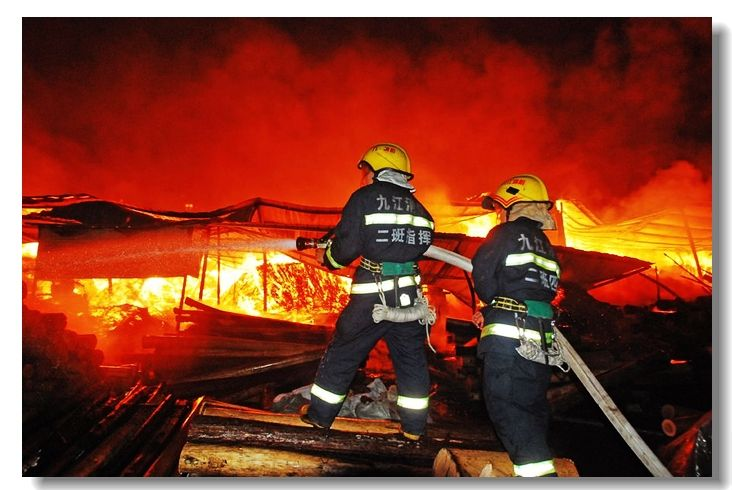 木材批发市场大火--自由空间的blog