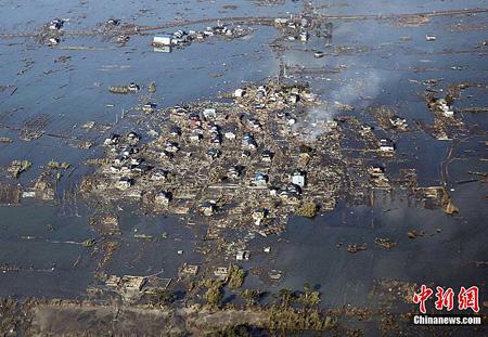 (8)地震破坏蓄水池,水塔